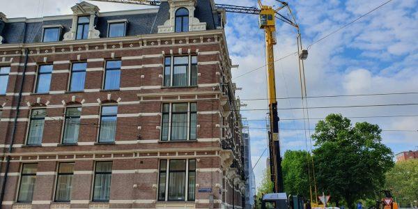 Amsterdam - Aanbouw 1 - Waaijenberg Bouw en Verhuur