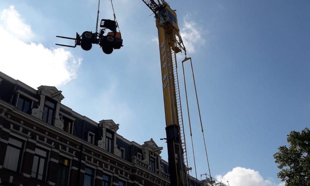 Amsterdam - Aanbouw (2)Waaijenberg Bouw en Verhuur