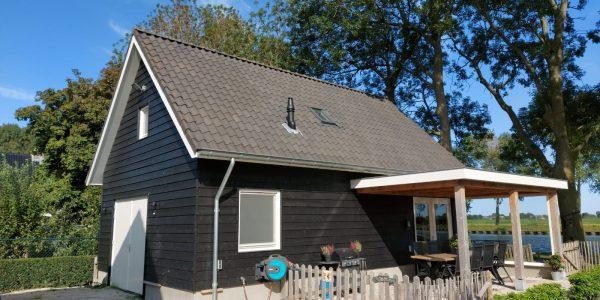 Hoogblokland - Nieuwbouw schuur (2) Waaijenberg Bouw en Verhuur -