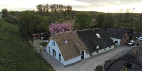 Schoonrewoerd - Nieuwbouw voorhuis (2) Waaijenberg Bouw en Verhuur